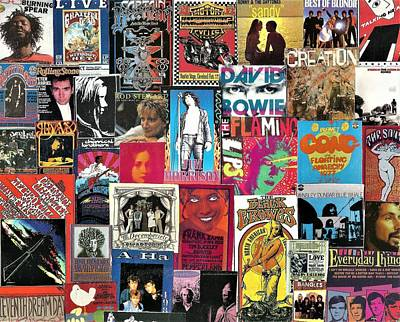 Designs Similar to Classic Rock Collage 6