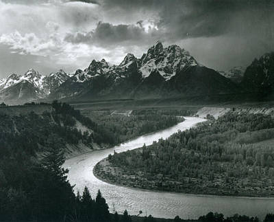 Designs Similar to The Tetons - Snake River