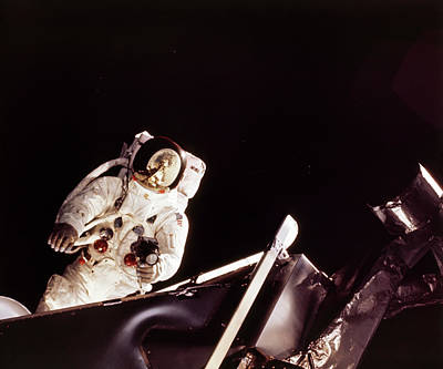 Designs Similar to Apollo 9 Astronaut In Spacewalk