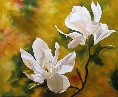 Designs Similar to Magnolia In Spring by Alfred Ng
