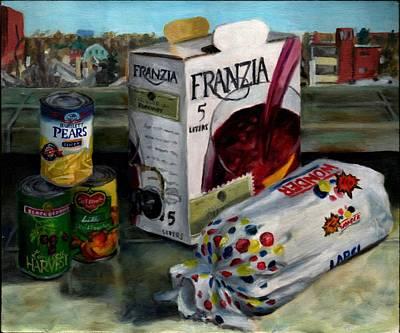Franzia Paintings