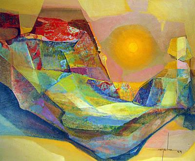 Bolivia Paintings