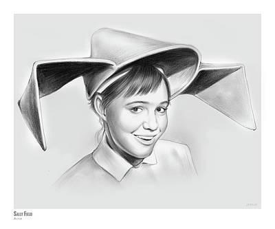Designs Similar to Sally Field by Greg Joens