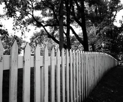Picket Fence Photographs