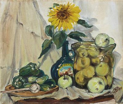 Irek Szelag: Apple Art