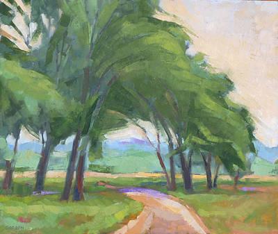 Kim Gordon: Tree Art