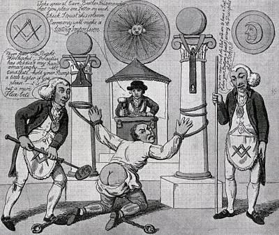 Anti Masonic Art Prints