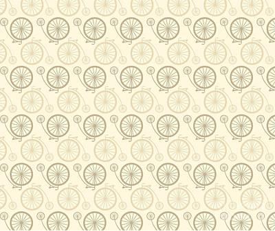 Designs Similar to Vintage Bicycle Pattern