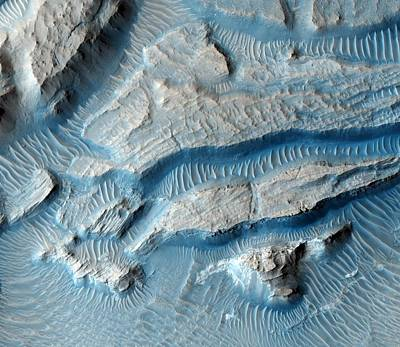 Designs Similar to Martian Crater Rim