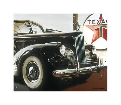 Collector Hood Ornament Paintings Prints