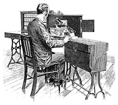 Designs Similar to Census Machine, 1890 by Granger