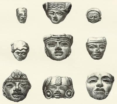 Inca Drawings