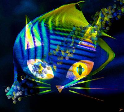 Fish-eye Look Paintings