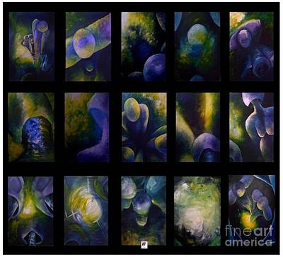 Whole Systems Paintings