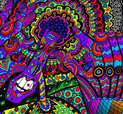 Designs Similar to Turning Blue by Karen Elzinga