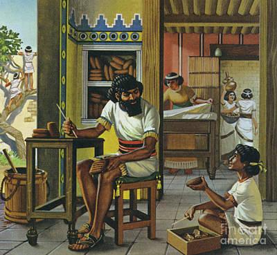 Designs Similar to A Merchant In Babylon