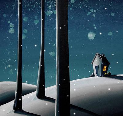 Night Landscape Paintings