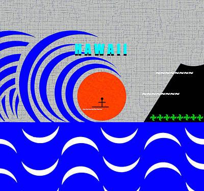 Designs Similar to Hawaii Minimalism Work A