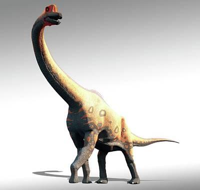 Brachiosaur Art