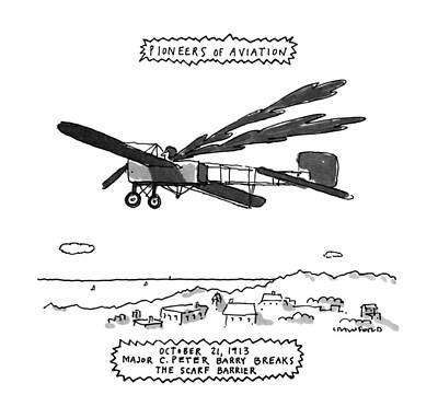 Aviator Drawings