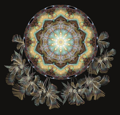 Ceramic Beads Art
