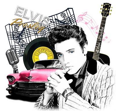 Designs Similar to Elvis Presley