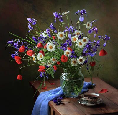 Bouquet Posters
