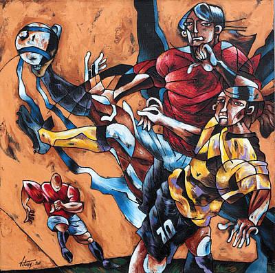Vitaly Shcherbak Paintings Original Artwork