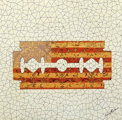 Emil Bodourov: Razor Art