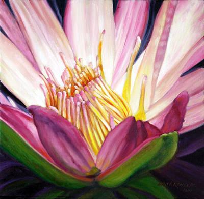 Center Of Flower Original Artwork