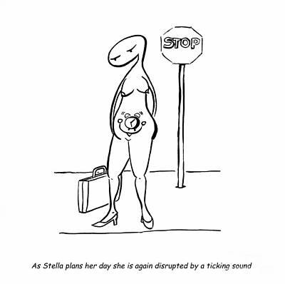 Stella Cartoon Prints