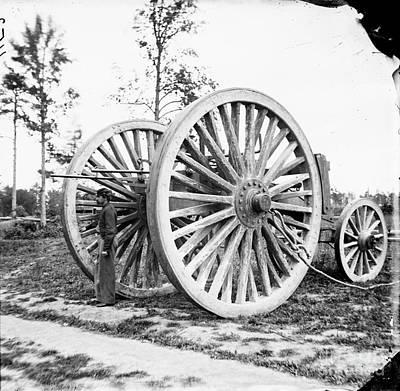 Designs Similar to Civil War, Sling Cart, 1865.