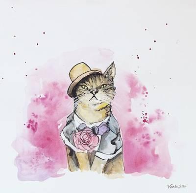 Tuxedo Cat Prints