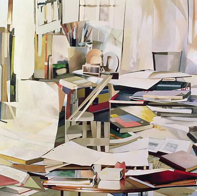 Non-representational Paintings