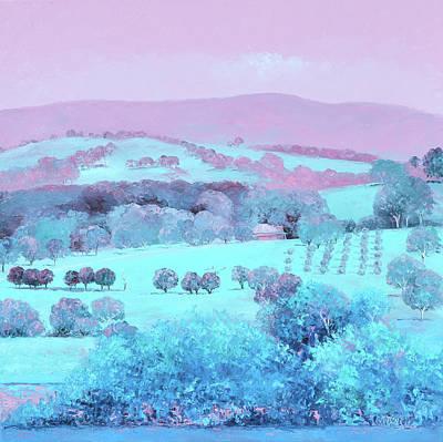Canberra Original Artwork