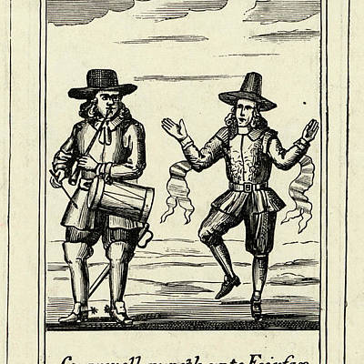 Designs Similar to  A Satirical View Of A Puritan