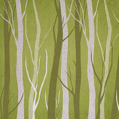 Forest Digital Art Prints