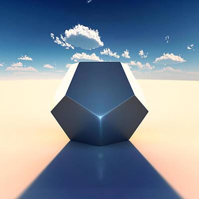 Desert Sky Digital Art