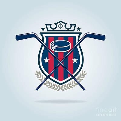 Designs Similar to Hockey Logo,sport
