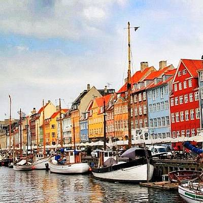 Designs Similar to Nyhavn - Copenhagen