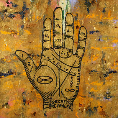 Palmistry Original Artwork