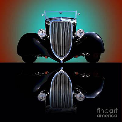 Designs Similar to 1934 Ford Phaeton Convertible