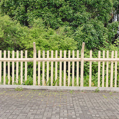 Designs Similar to Fence by Tom Gowanlock