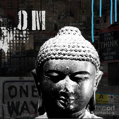 Red Buddha Art