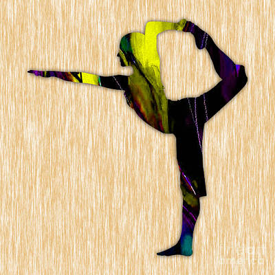 Designs Similar to Fitness Yoga by Marvin Blaine