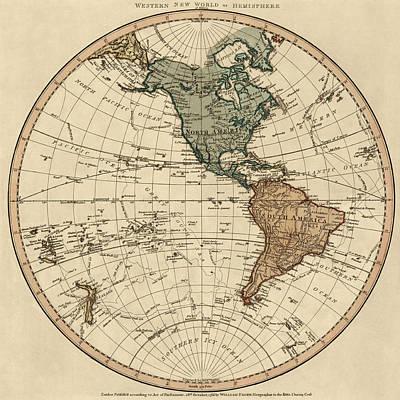 South America Drawings