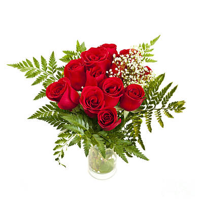 Designs Similar to Bouquet Of Red Roses