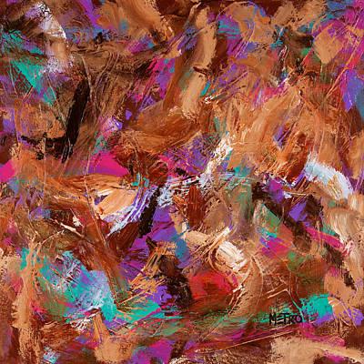 Buried Paintings