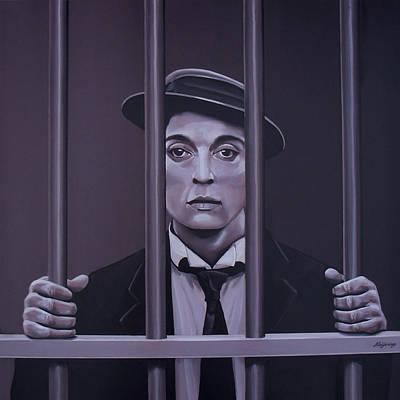 Jail Original Artwork