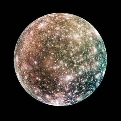 Galilean Moon Prints